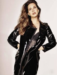 Lana Del Rey for Grazia France