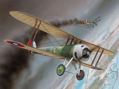 Nieuport 28 by Jaroslav Velc