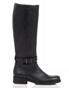 Canteen tumbled leather boot