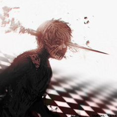 "Kaneki.... away from the last pinner point of view this photo is a master piece of KILL I bet ""Kira"" is behind that :p"