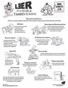 LAPICERO MÁGICO: Tips de Lectura para las maestras