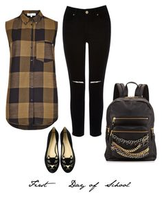 """First Day of School..."" by brtnynchl on Polyvore"