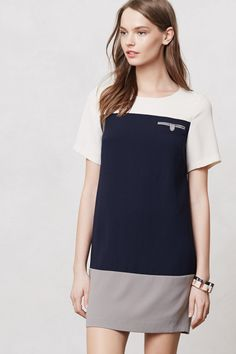 Colorblocked Shift - Anthropologie.com