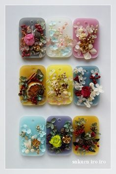 Having trouble finding your favorite necklace or ring? Try these three easy organizing ideas. Handmade Candles, Handmade Soaps, Soy Candles, Scented Candles, Wax Tablet, Candle Diffuser, Glycerin Soap, Scented Wax, Home Made Soap