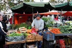 Caldas da Rainha Market, Portugal