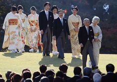 Japanese Imperial Family hosts 2017 Autumn Garden Party | NEWMYROYALS & HOLLYWOOD FASHION