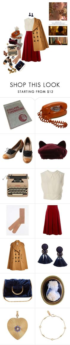 """""""You'll be the only one for me"""" by ineedsomecyanide ❤ liked on Polyvore featuring Bullet, Maison Michel, Chanel, Dorothy Perkins, MaxMara, Burberry, H&M, STELLA McCARTNEY, Loquet and Roberto Coin"""