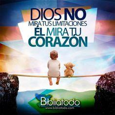 Dios No Mira tus Limitaciones