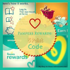 Pampers Rewards: Add 5 Free Points To Your Account Looking for FREE Pampers Rewards Codes? Then you found the right place. A new Pampers Reward codes is available today that will add 5 points to your account. #Pampers #Free #Rewards Pampers Rewards, Free Rewards, A Dime, Accounting, Coding, Ads, Programming