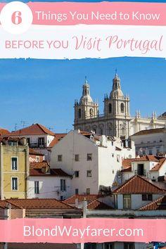 Portugal | Visit Portugal | Europe Travel | Travel Tips | Wanderlust | Solo Female Travel