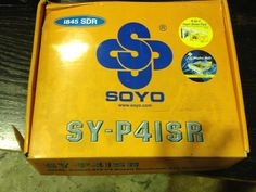 SOYO SY-P4ISR Socket 478 Intel 845  RRP: €114 Our Price: €55