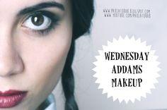Wednesday Addams Makeup Tutorial                                                                                                                                                                                 More