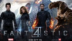 Why Fantastic Four's Reboot Might Be the Comic Book Film Fans Need http://comicbook.com/2015/08/01/why-fantastic-fours-reboot-might-be-the-comic-book-film-fans-nee/