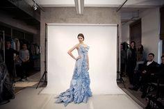 Preview - Oscar de la Renta Fall 2012 - Oscar de la Renta - Collections - Vogue