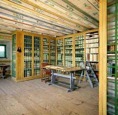 Skoklosters slott - Library