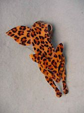 Lea Stein Paris  Fox Pin