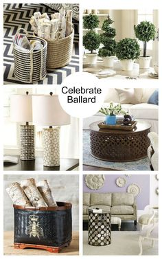 How would you like to win $3000 towards your favorite Ballard Designs home furnishings? I thought so. You could furnish your dream room for that! Click thru to see HOW #ballarddesigns #celebrateballard #brightboldbeautiful