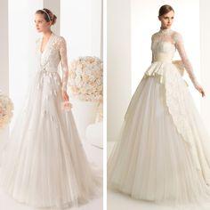 Manga Larga para tu vestido de novia