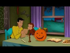 curious george halloween full episodes n english curious george fu - Curious George Halloween Games
