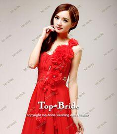 Evening Dress  L1330    www.top-bride.cn www.top-bride.com MSN:top-bride@hotmail.com Skype: topbride707