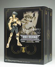 Dragon Shiryu V2 Gold Box