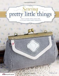 This book is packed with creative ideas for using fabric scraps and remnants in classic, beautiful designs.