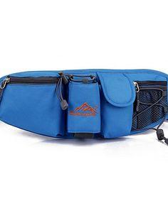 ZQ Men And Women Outdoor Multi-functional Pockets Waterproof Portable Water  Bottle Waist Bag And Bum Bag Cycling Bag ec992e4037954