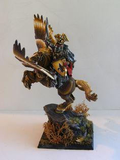 Bretonnian Knight Lord conversion