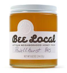 Bee Local.  Designer Jeremy Ehn of Ideaville.