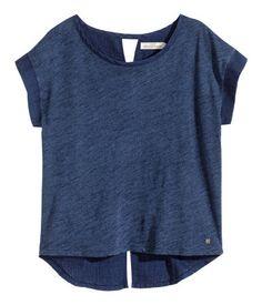 H&M Camiseta de manga corta S/. 54.95