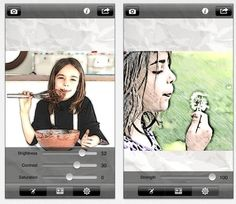 XnSketch allows you to turn your photos into drawings, cartoons or sketch images. It's a popular app and is currently free, usually XnSketch...