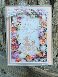 Inspired Stamping by Janey Backer: One For All Petal Promenade, Stampin' Up!