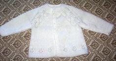 photo tricot modele gratuit tricot layette gilet 6
