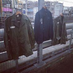 1968年【NEWOLD】FRANCE MILITARY 『SATIN300』JACKET デッドストック M64  フランス軍 サテン300 ジャケット Field Jackets, Canada Goose Jackets, Winter Jackets, Military, France, Fashion, Winter Coats, Moda, Winter Vest Outfits