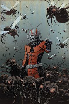 Ant-Man - Tyler Champion