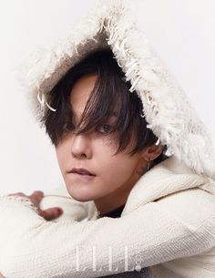 G-Dragon  = Elle