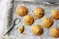 Orange Cardamom Scones (and a neat trick- use a grater to get ice-cold butter evenly sized)