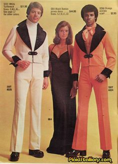 Plaid Stallions : Rambling and Reflections on pop culture 70s Outfits, Ugly Outfits, Vintage Outfits, Seventies Fashion, 60s And 70s Fashion, Retro Fashion, Vintage Fashion, Mode Vintage, Vintage Ads
