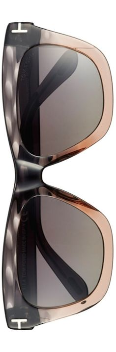 Tom Ford Celina 55mm Polarized Sunglasses