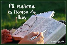 Mi mañana es tiempo de Dios