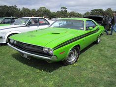 1971 Dodge Challenger RT 440