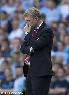 Moyes blasted his manchester United flops after thier embarrassing defeat in the derby