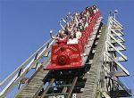 Lightwater Valley Theme Park near Ripon and Harrogate