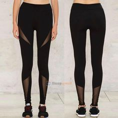 Yoga leggings on eBay 2.