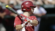 Red Sox Pick Andrew Benintendi Homers In College World Series (Video) College World Series  #CollegeWorldSeries