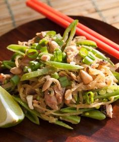 Paleo Pad Thai #glutenfree