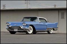 1958 Cadillac Eldorado Seville (Frankie's Car)