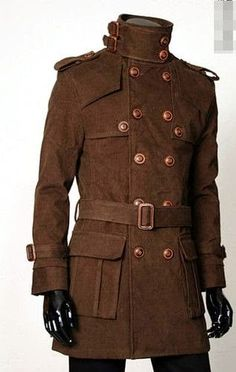 A vintage men's coat. Very Steampunk. A vintage men's coat. Very Steampunk. Steampunk Outfits, Steampunk Men, Steampunk Clothing, Steampunk Jacket, Steampunk Fashion Men, Gothic Fashion, Victorian Mens Fashion, Hippie Fashion, Steampunk Necklace