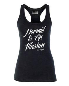Normal Illusion Tank Top