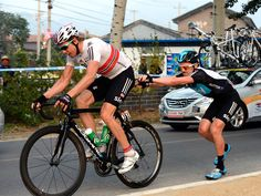 Now get going Edvald!